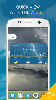 Weather & Radar Pro – Ad-Free v4.38.1