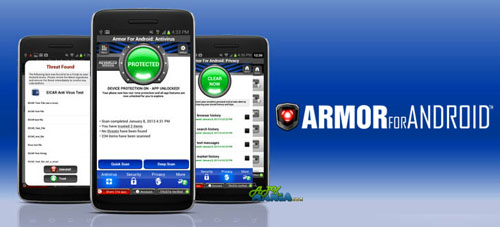 Armor for Android™ Security v1.0.30