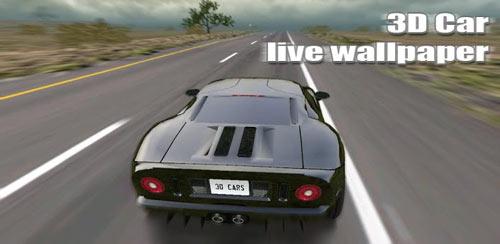 3D Car Live Wallpaper v1.3
