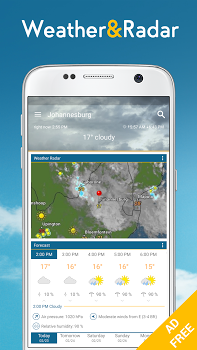 Weather & Radar Pro – Ad-Free v4.23.1