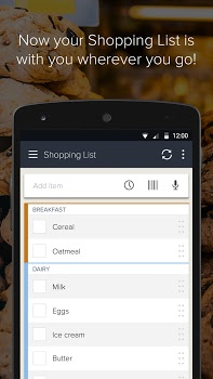 Out of Milk – Grocery Shopping List v7.0.0_610