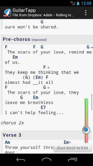 GuitarTapp PRO – Tabs & Chords v2.9.9