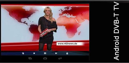 Android DVB-T TV v1.1