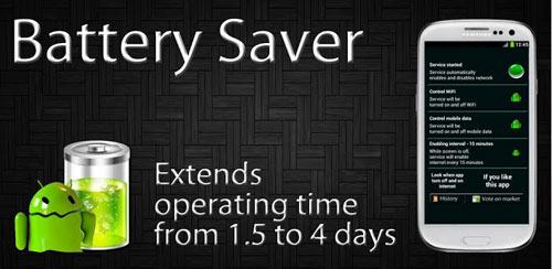 Battery Saver (1.5 to 4 days) v1.0