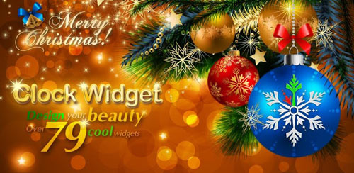Beautiful Clock Widget Pro v1.7