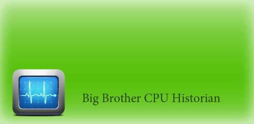 Big Brother CPU Historian v 2.1.6