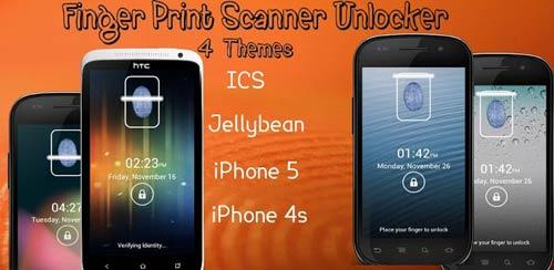 Fingerprint Scanner Lock v4.1
