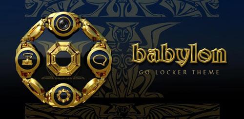 GO Locker BABYLON Theme v1.0