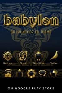 GO Locker BABYLON Theme3