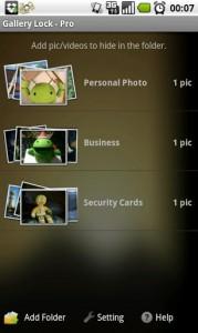 Gallery Lock Pro 2