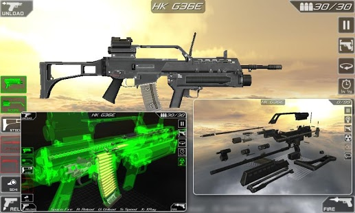 Gun Disassembly 2 v11.8.0
