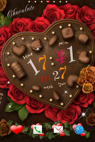 HappyChocolat LiveWallpaper v1.0.4