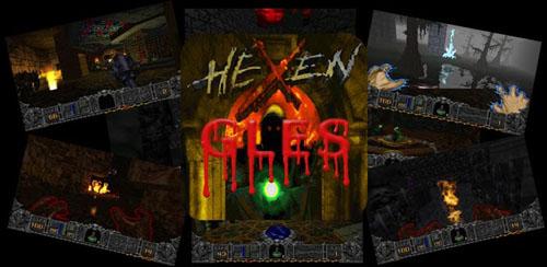 Hexen GLES v0.8