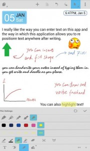 Notes on Life Pro 5