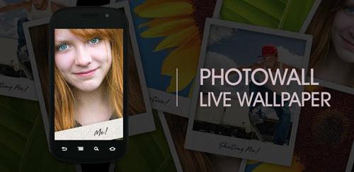 PhotoWall Live Wallpaper 1.43