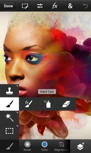 Photoshop Touch for phone4