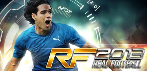 Real Football 2013 v1.6.4 + data