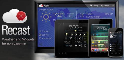 Recast Weather and Widgets v1.0.10