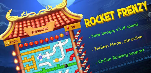 Rocket Frenzy HD v1.0