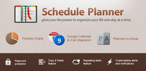 Schedule Planner Pro v1.4