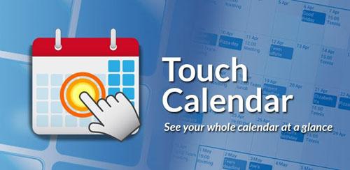 Touch Calendar v1.1.28
