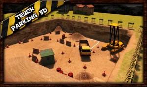 Truck Parking 3D 2