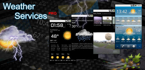 Weather Services PRO v5.0