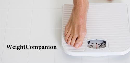 WeightCompanion v1.2
