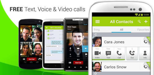 fring Free Calls, Video & Text v4.2.0.19