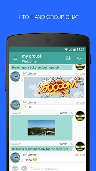 Palringo Group Messenger v7.5.1