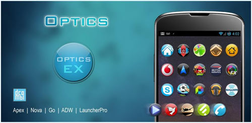 ADW APEX GO – ICS Optics EX v3