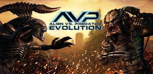 AVP--Evolution