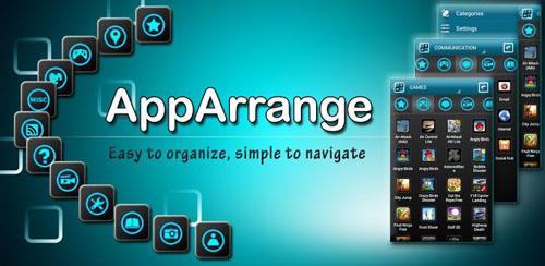 AppArrange- auto app organizer v1.3