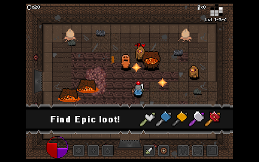 Bit Dungeon v2.1