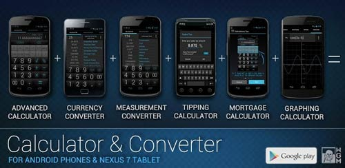 Calculator & Converter Pro v4.3.1