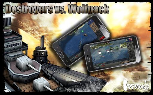 Destroyers vs. Wolfpack v1.0.0