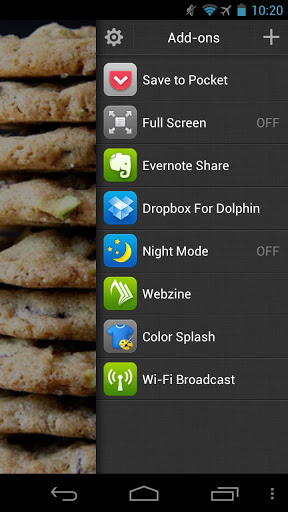 Dolphin Browser v9.3.2