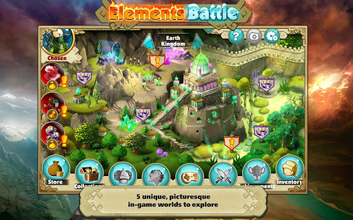 Elements Battle v1.1.10