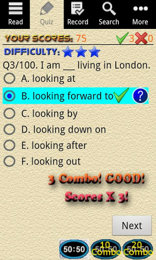 English Grammar – Phrasal Verb v1.0.2