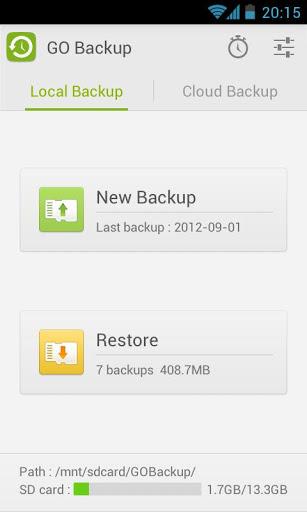 GO Backup Pro Premium v3.01