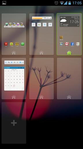 GO Launcher EX v3.2