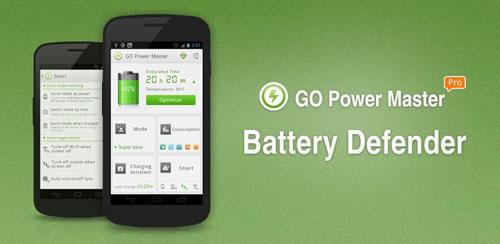 GO Power Master – Save Battery v3.22