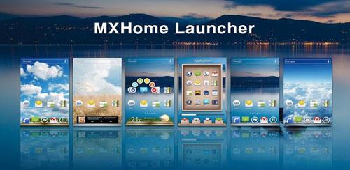 MXHome Launcher 3.1