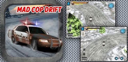 Mad Cop – Car Race and Drift v1.0.0
