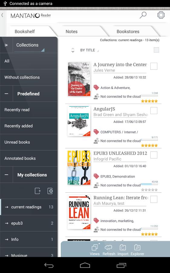 Mantano Ebook Reader Premium v2.5.1.15