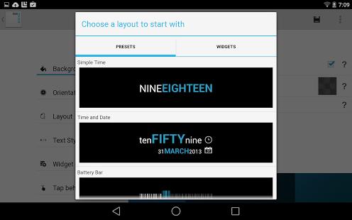 Minimalistic Text PRO: Widgets v4.7.2