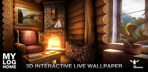 My Log Home iLWP v1.00