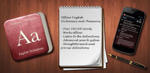 Offline English Dictionary v1.1.2