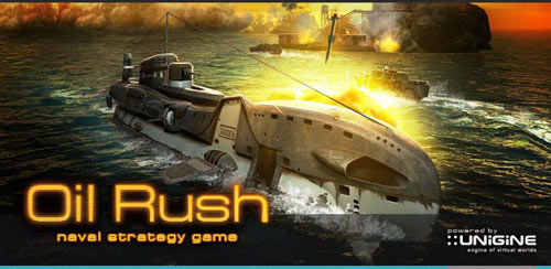 Oil Rush: 3D naval strategy v1.45 + data