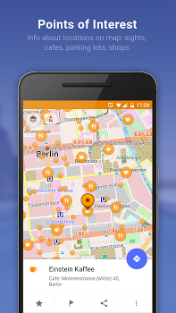 Maps & GPS Navigation OsmAnd + v3.2.6